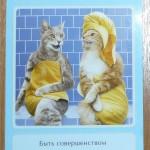 Гламурные кошки в полотенцах